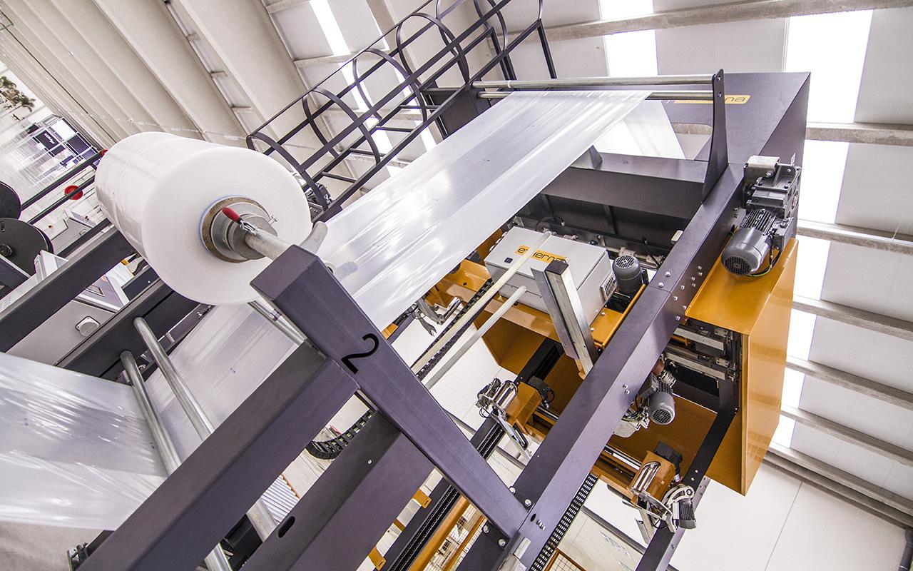 Stretch Hood Innova libre energia estatica