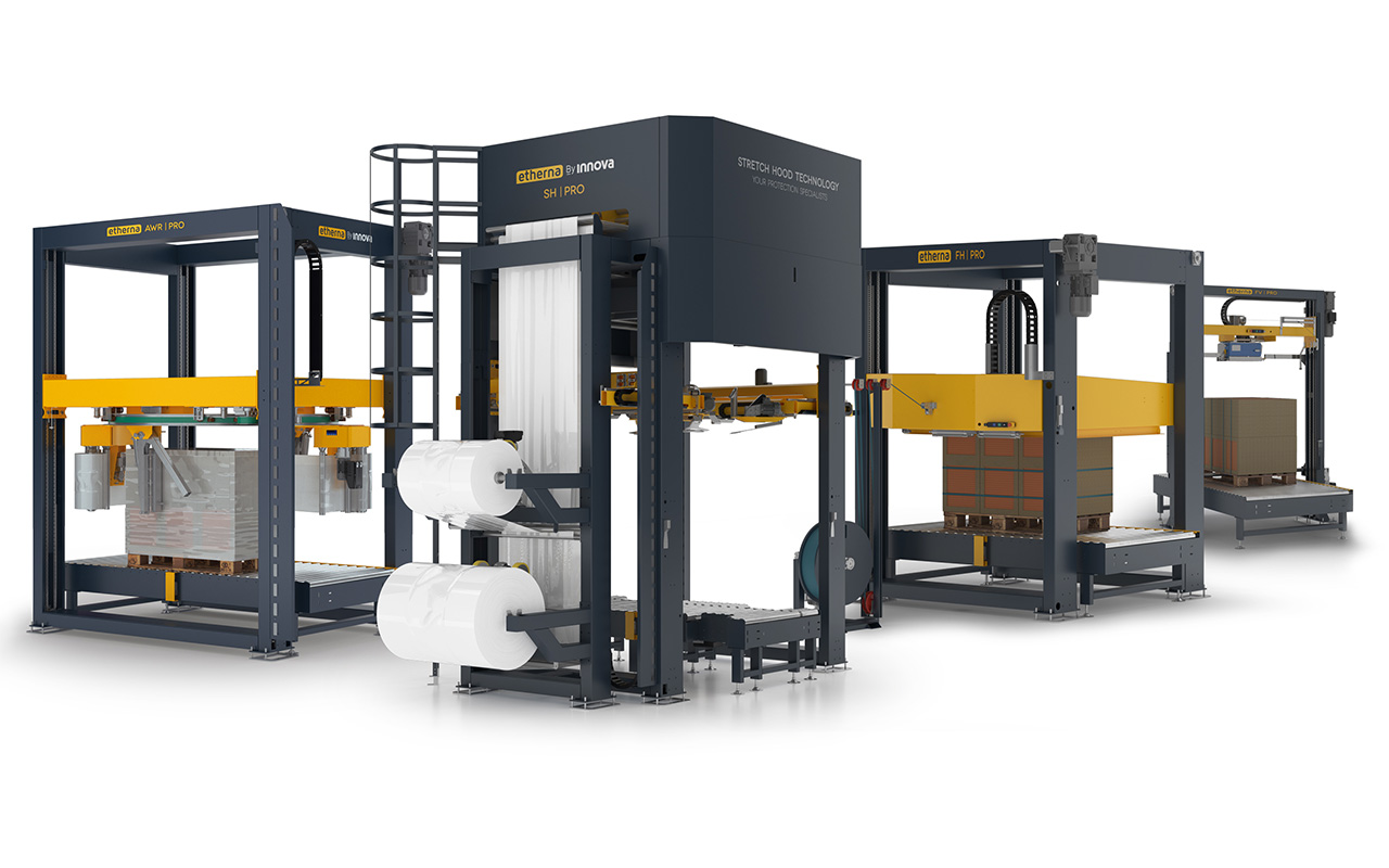 Linea de Embalaje Final Innova maquinaria