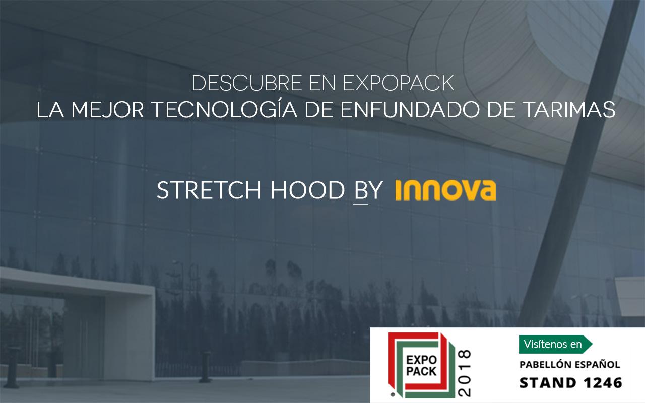 Innova Maquinaria asistirá a Expo Pack 2018