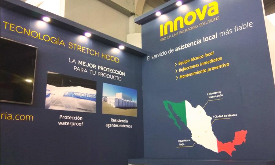 Servicio de Soporte Local en Mexico de Innova