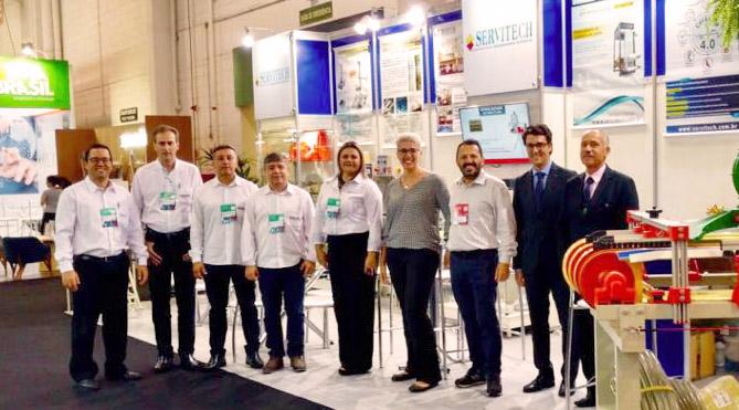 Servitech Innova en Exporevestir 2018