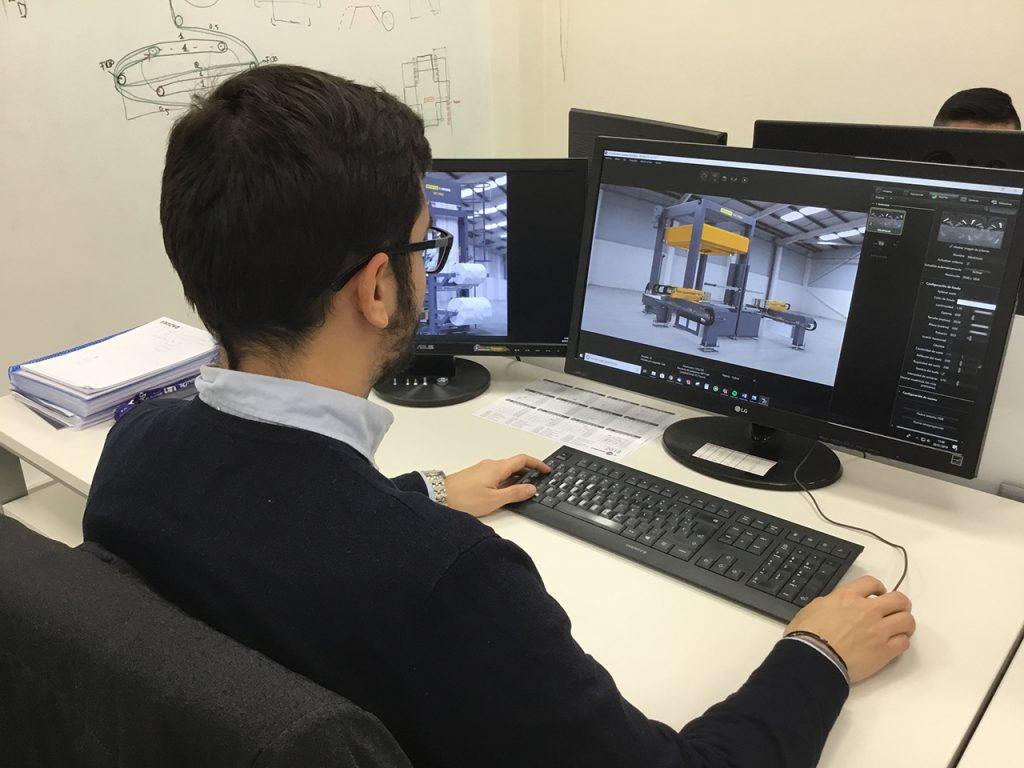 iseño Industrial Solidworks Visualize en Innova