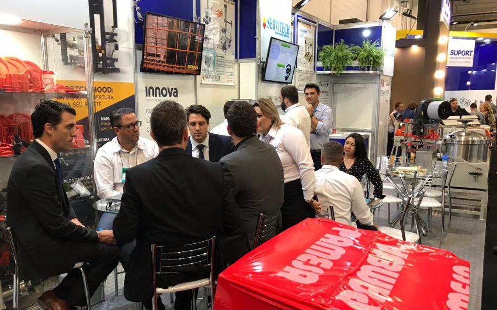 Innova en Expo Revestir 2019 Brasil